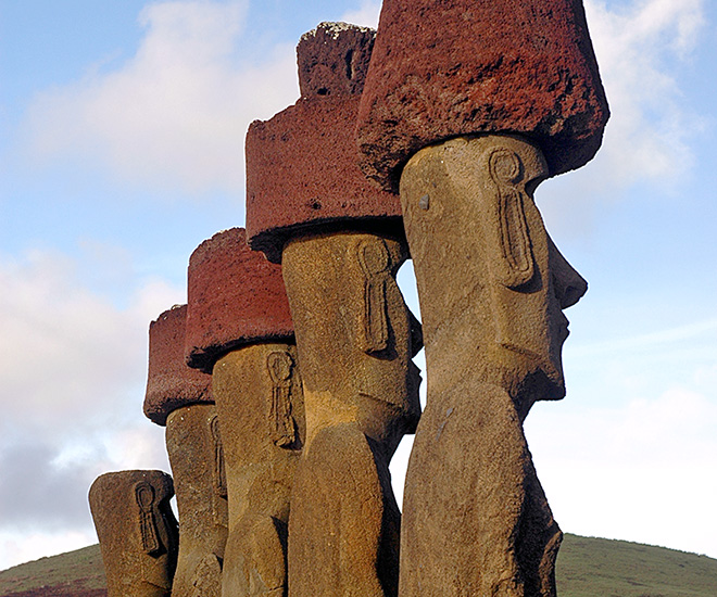 ISLA DE PASCUA (Rapa Nui)