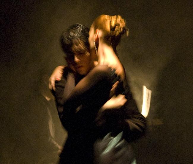 Online. Sesión fotográfica de Tango